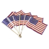 Small Plastic U.S. Flags